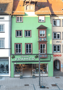 Gebäude Schuhhaus Kramer